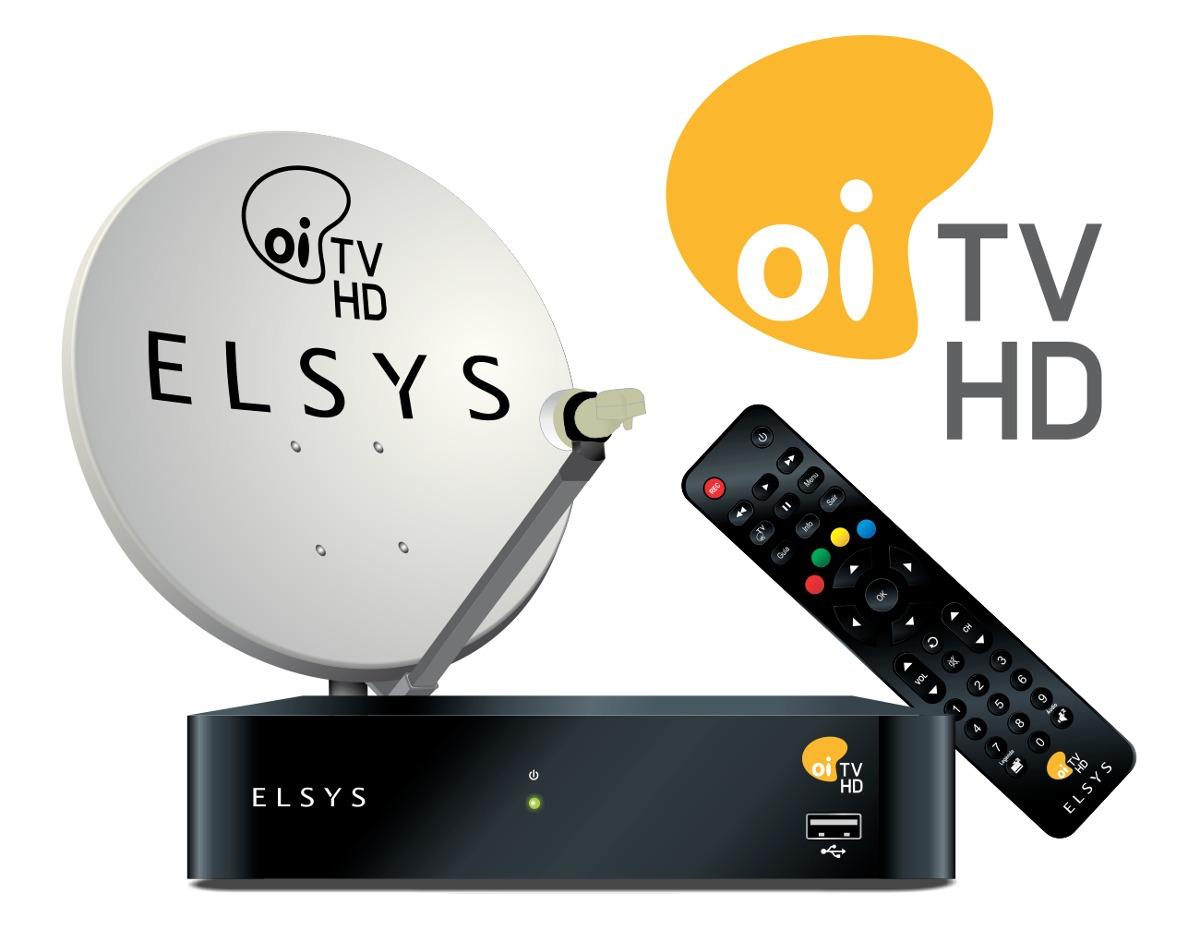 antena oi tv 600,00 a vista ou até 12x 66,59 instalação grátis
